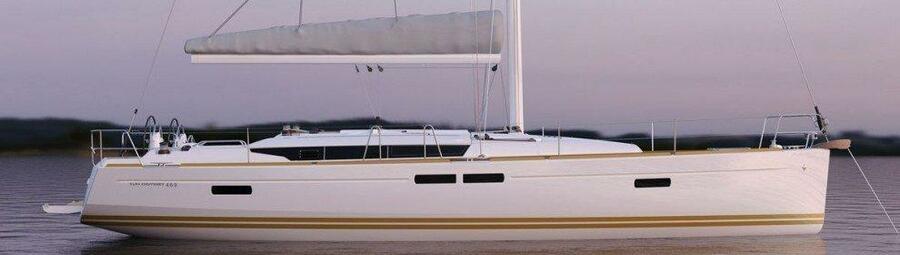 Sun Odyssey 469 (Sara of Sweden)  - 0