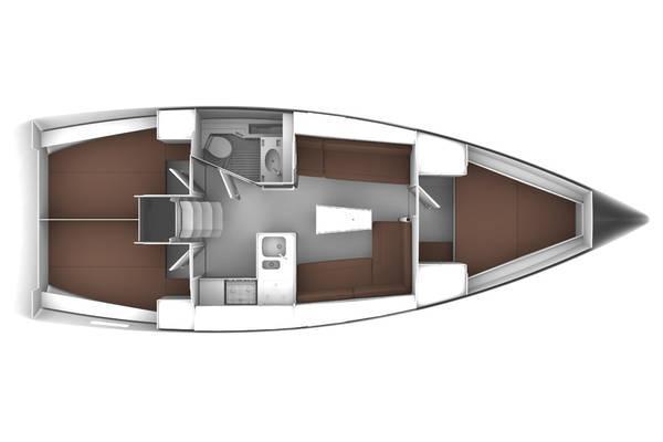 Bavaria 37 Cruiser (NANCY)  - 9
