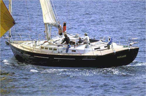 Beneteau 57 (SEA STAR I)  - 16