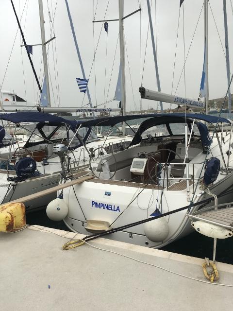Bavaria 46 Cruiser (Pimpinella)  - 0