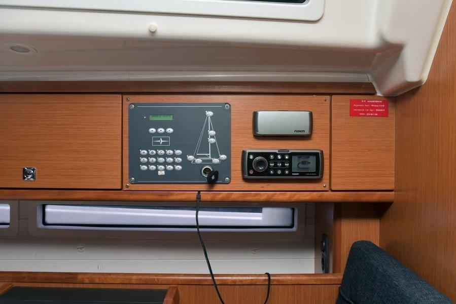 Bavaria Cruiser 56 (5+1)  with A/C (AGAMEMNON)  - 12