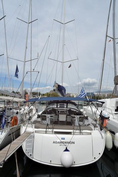 Bavaria Cruiser 56 (5+1)  with A/C (AGAMEMNON)  - 20