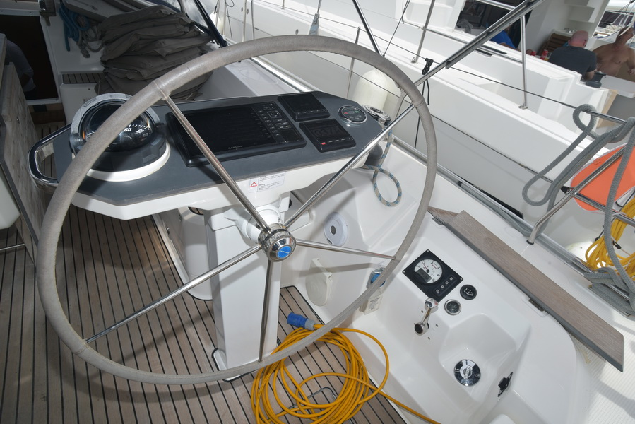 Bavaria Cruiser 56 (5+1)  with A/C (AGAMEMNON)  - 21