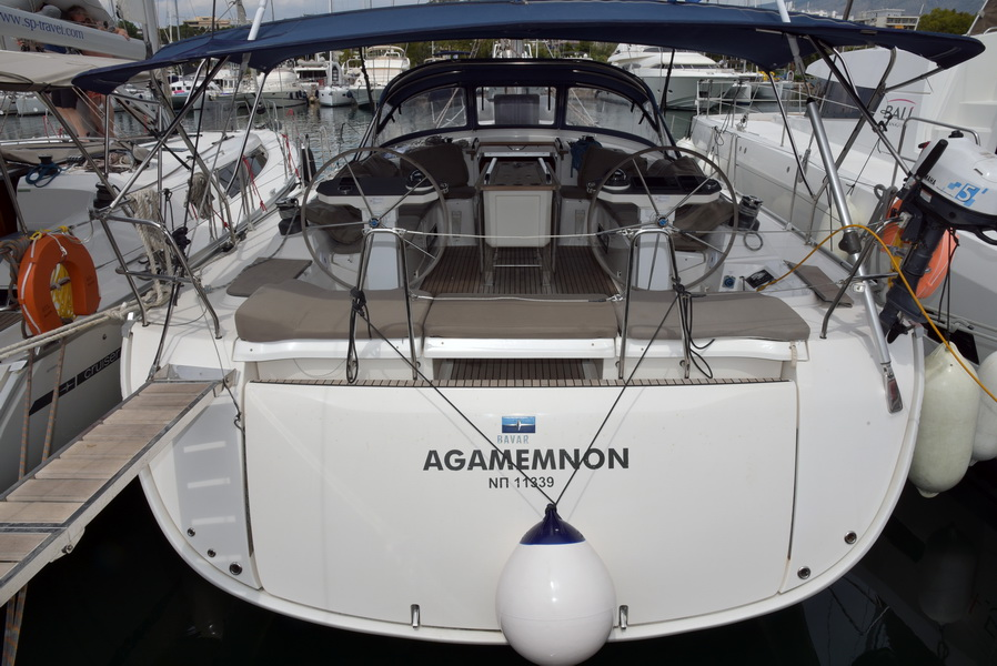 Bavaria Cruiser 56 (5+1)  with A/C (AGAMEMNON)  - 27
