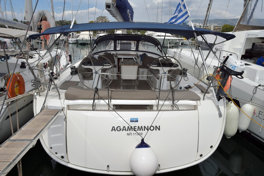 Bavaria Cruiser 56 (5+1)  with A/C (AGAMEMNON)  - 0