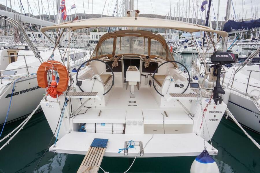 Dufour 382 Liberty (DARDANUS)  - 0
