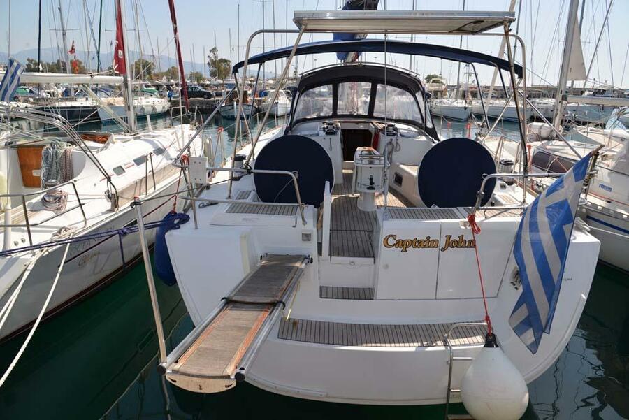 Oceanis 54 (Captain John)  - 0