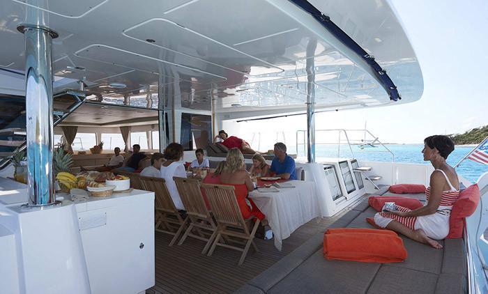 Lagoon 620 Crewed (DREAM TUAMOTU)  - 13