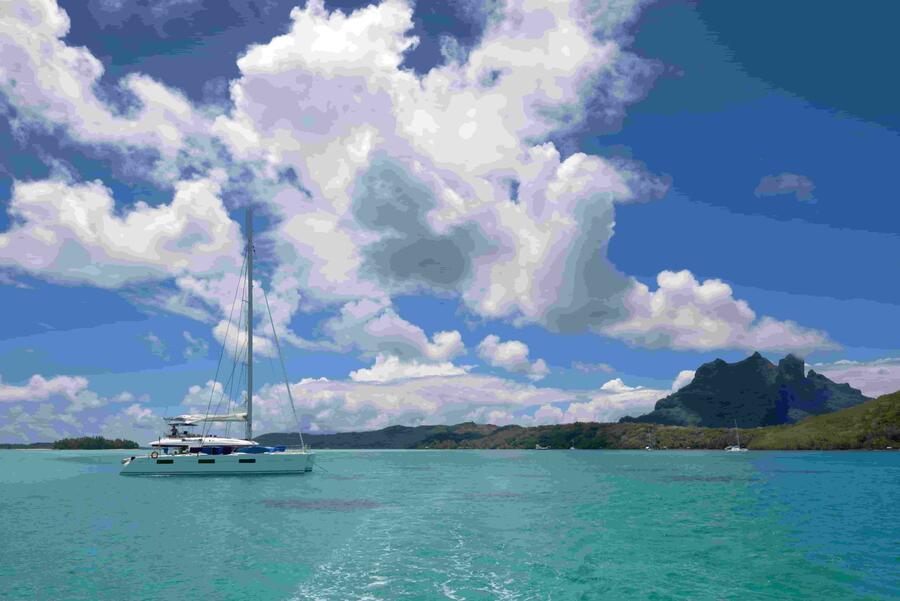 Lagoon 620 Crewed (DREAM TUAMOTU)  - 7