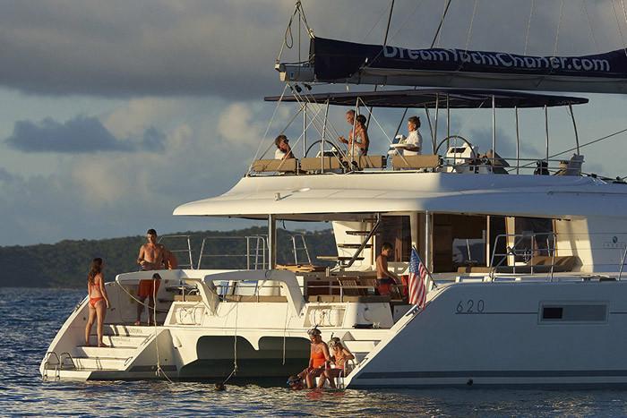 Lagoon 620 Crewed (DREAM TUAMOTU)  - 19