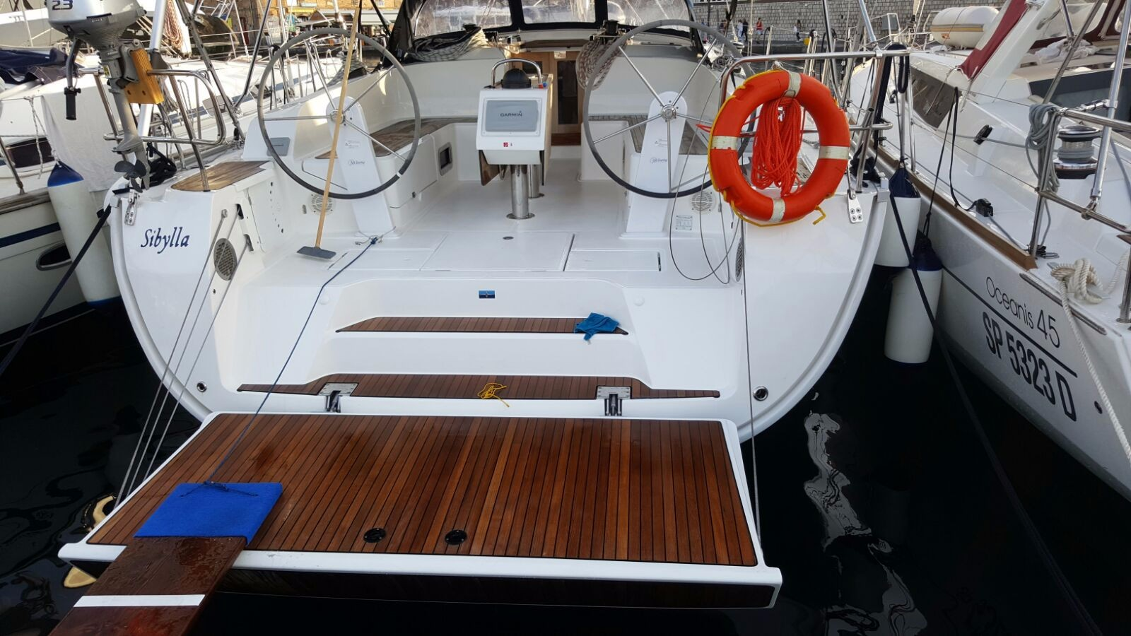 New Bavaria 46 cruiser (Sibylla)  - 14