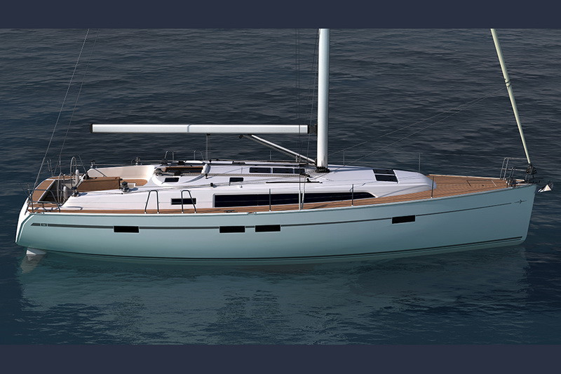 New Bavaria 46 cruiser (Sibylla)  - 1