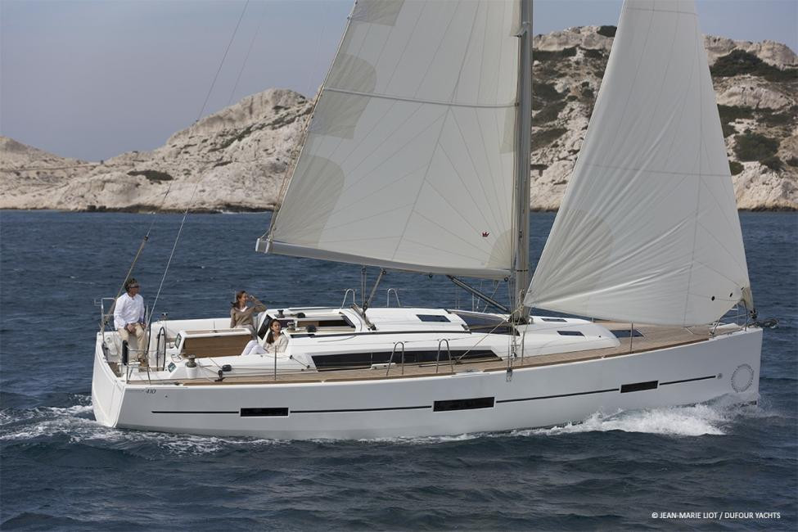 Dufour 410 Grand Large (Stella)  - 5
