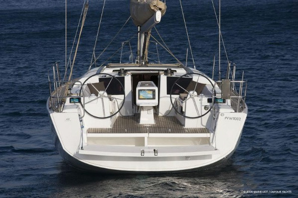 Dufour 410 Grand Large (Stella)  - 2