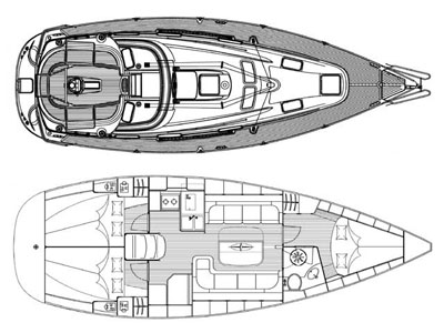 Bavaria 37 Cruiser (Rea)  - 6