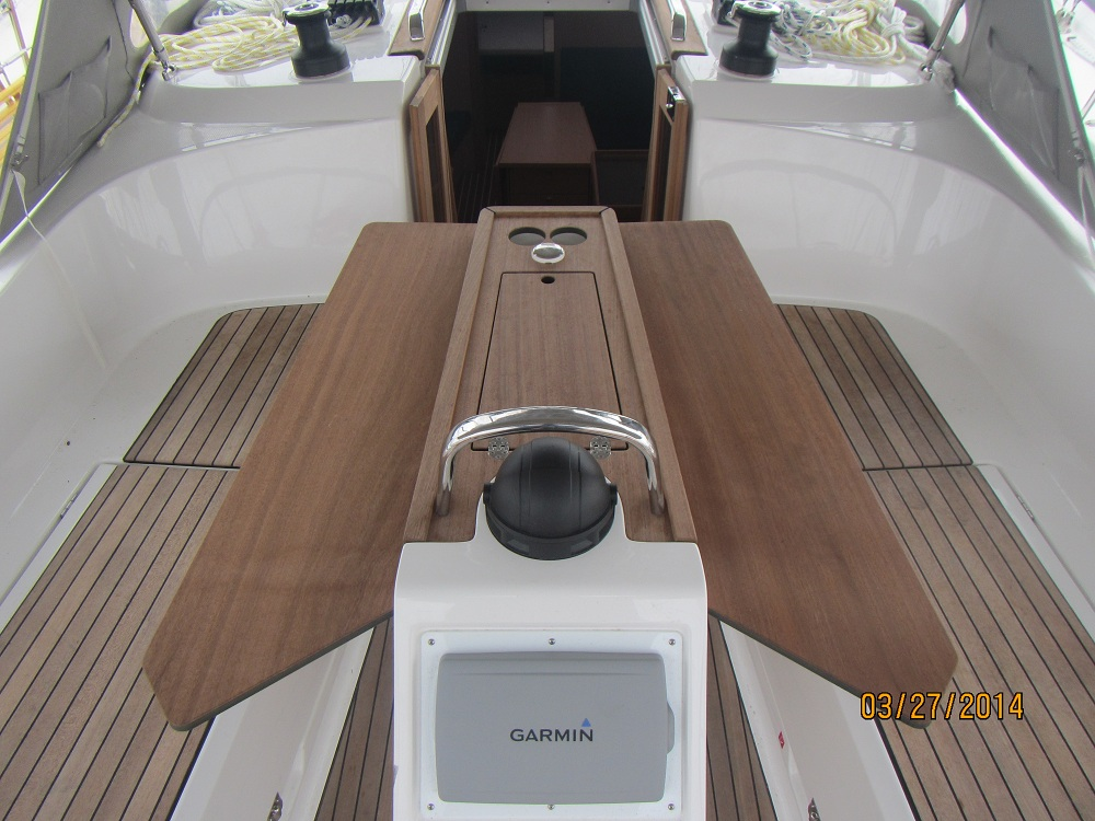 Bavaria 37 Cruiser (Polo - WITH BOWTHRUSTER)  - 4