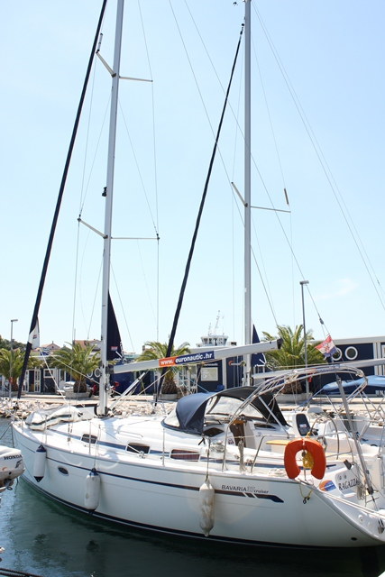 Bavaria 37 Cruiser (Polo - WITH BOWTHRUSTER)  - 6