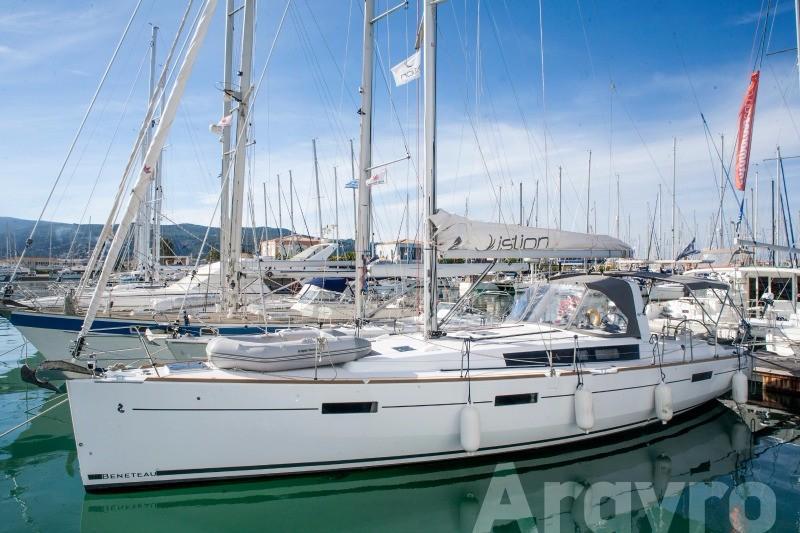 Oceanis 45 (ARGYRO)  - 14