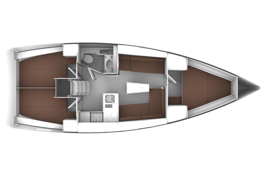 Bavaria Cruiser 37 (Sofia)  - 0