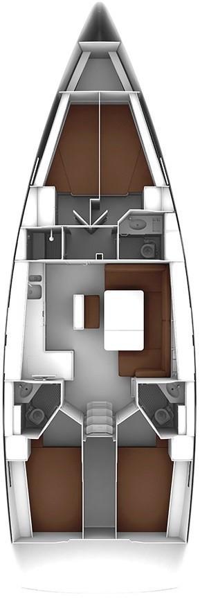 Bavaria 46 Cruiser (Malbec)  - 7