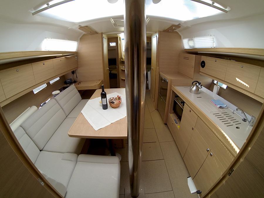 Dufour 382 Grand Large (SVETI IVAN)  - 8