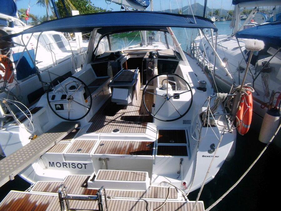 Oceanis 41 (MORISOT)  - 0
