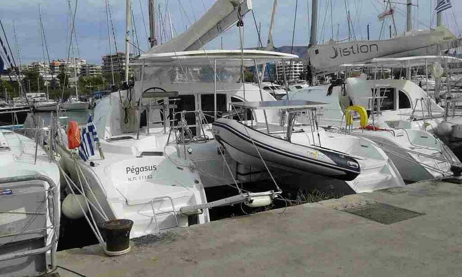 Lagoon 380 S2 (Pegasus)  - 0