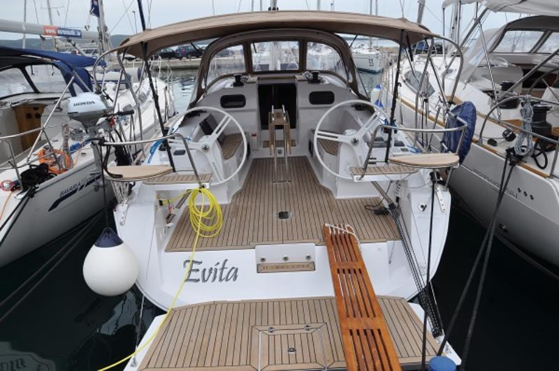 Elan 40 Impression (Evita)  - 7