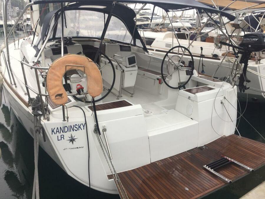 Sun Odyssey 449 (KANDINSKY)  - 1