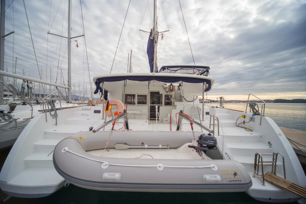 Lagoon 450 Sportop with watermaker & A/C - PLUS (NATHALIE)  - 1