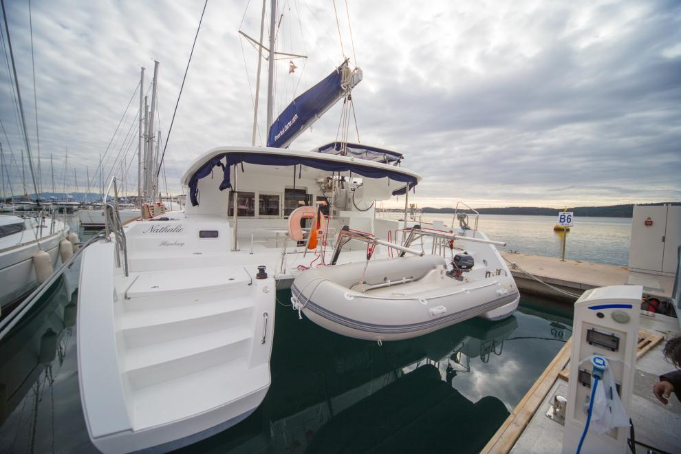Lagoon 450 Sportop with watermaker & A/C - PLUS (NATHALIE)  - 0
