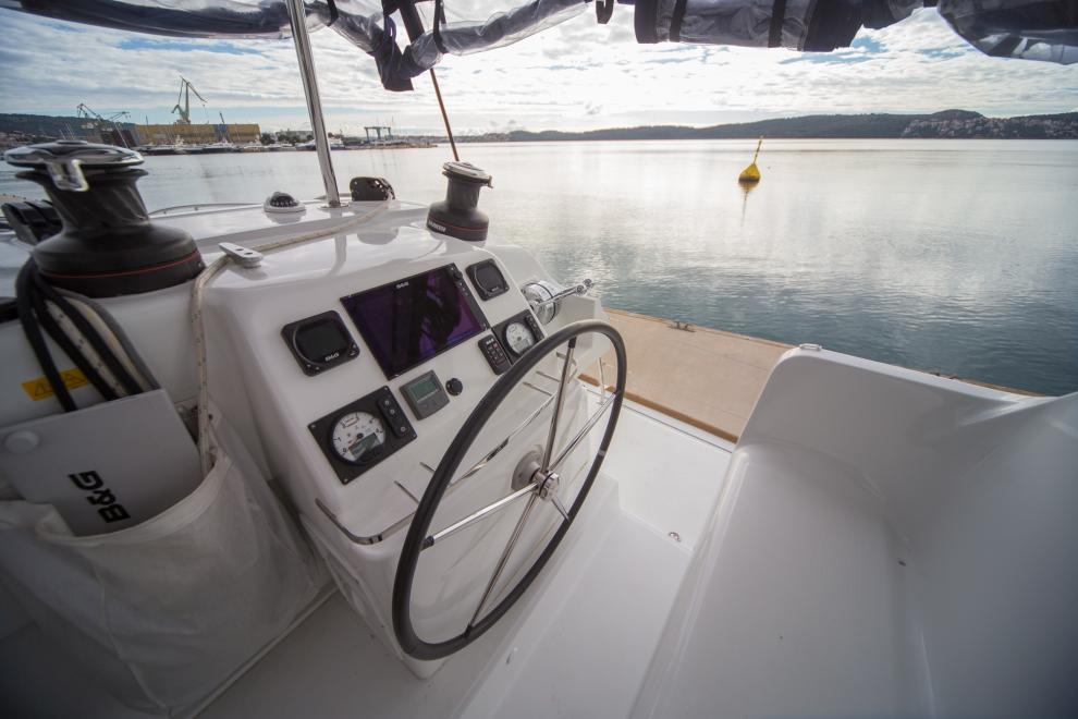 Lagoon 450 Sportop with watermaker & A/C - PLUS (NATHALIE)  - 21