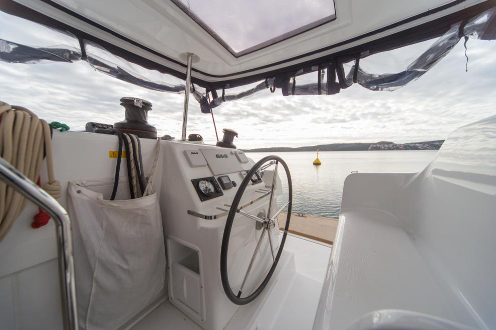 Lagoon 450 Sportop with watermaker & A/C - PLUS (NATHALIE)  - 3