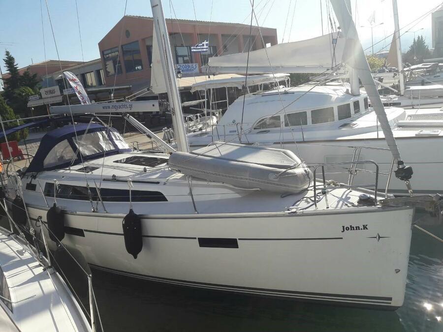 Bavaria Cruiser 37 (John K)  - 13