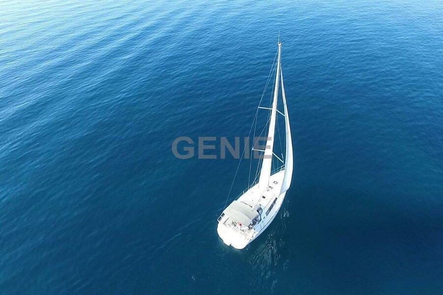 Oceanis 37 (Genie)  - 1