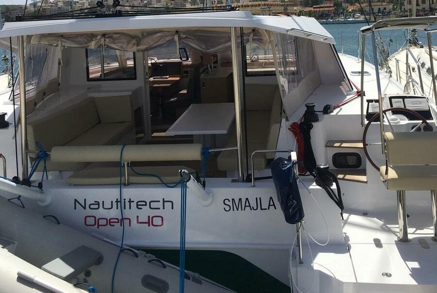 Nautitech Open 40 (Smajla)  - 26