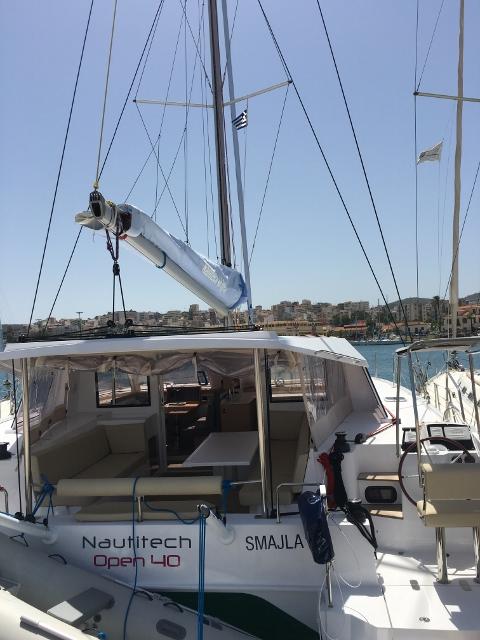 Nautitech Open 40 (Smajla)  - 3