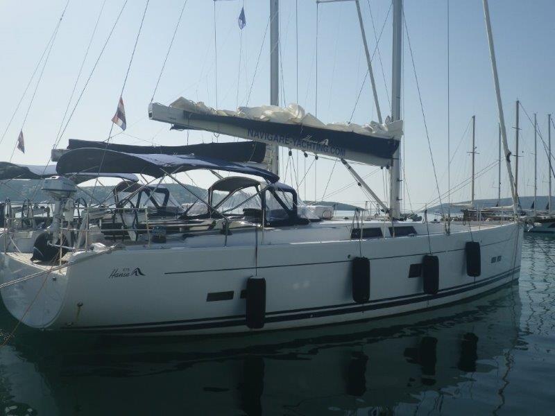 Hanse 575 (Isabelle)  - 0