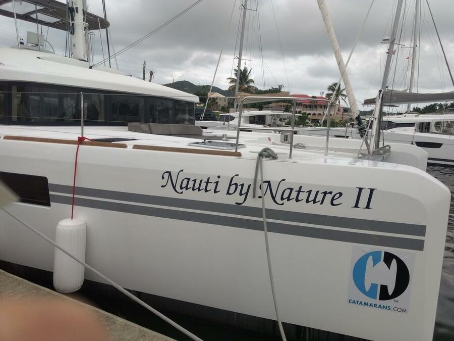 Lagoon 52 (Nauti By Nature II)  - 0