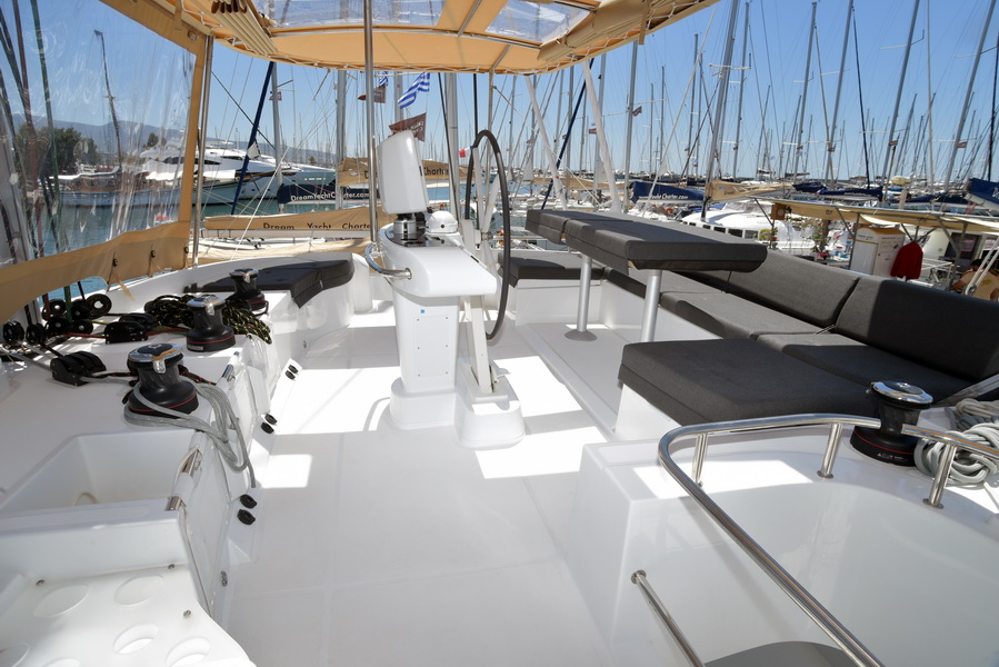 Lagoon 52 F with watermaker & A/C - PLUS (COLOMBO)  - 11