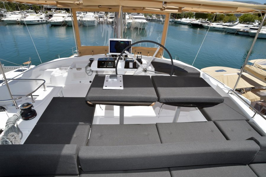 Lagoon 52 F with watermaker & A/C - PLUS (COLOMBO)  - 8