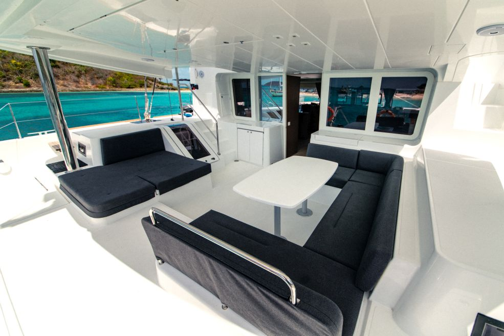 Lagoon 52 F with watermaker & A/C - PLUS (COLOMBO)  - 15