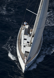 Jeanneau 54 (Blue Angel)  - 0