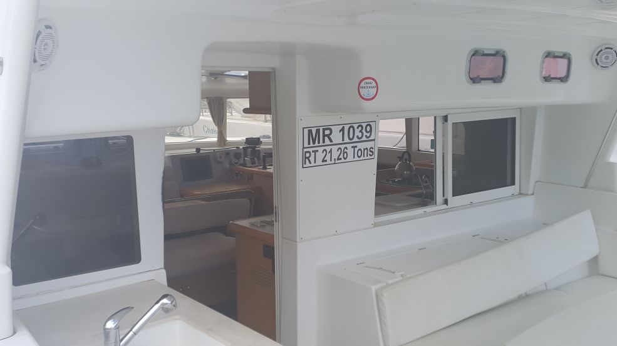 Lagoon 440 Crewed (KAIROS)  - 11