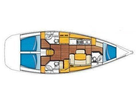 Cyclades 44.3 (Grace or Rockfleet)  - 5