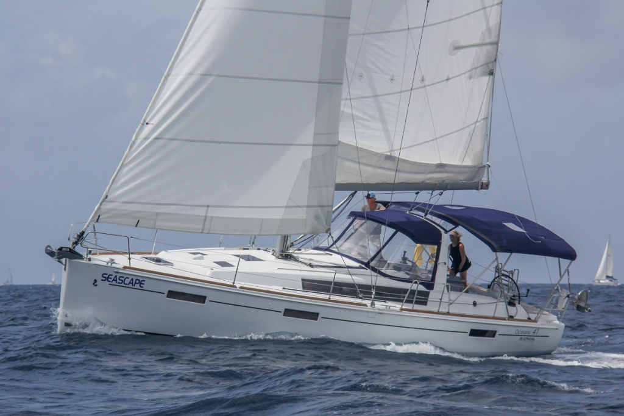 Oceanis 41 (SEASCAPE)  - 13