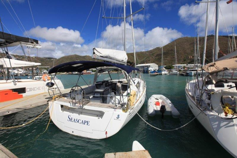 Oceanis 41 (SEASCAPE)  - 4