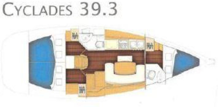 B.Cyclades 393 (Panayia)  - 3
