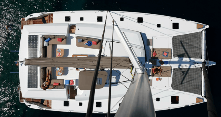 Ipanema 58 Crewed (DREAM MAYREAU)  - 2