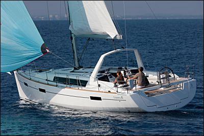 Oceanis 41 (Malika)  - 0